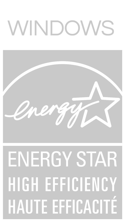 Energy Star high effeciency windows