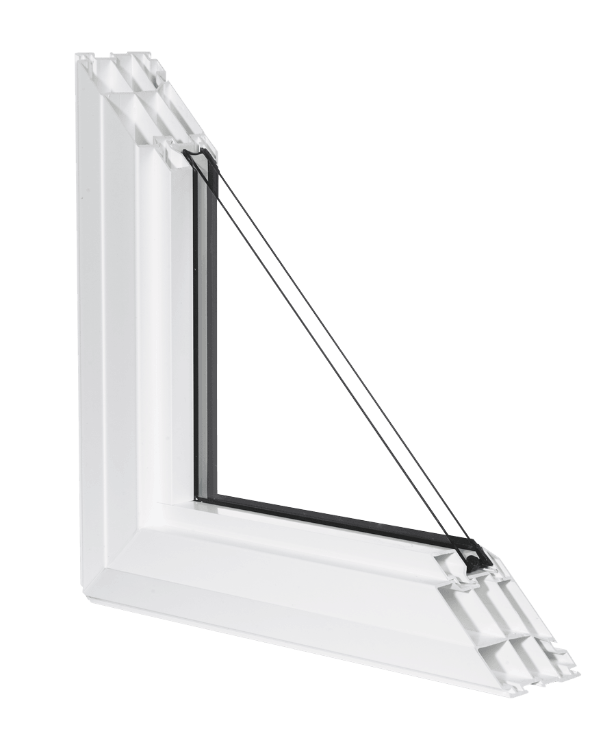 best replacement window technology