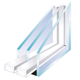 external windows and doors