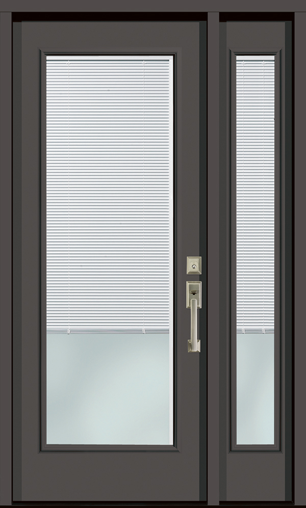 Internal Mini Blinds Garden Doors Kv Custom Windows