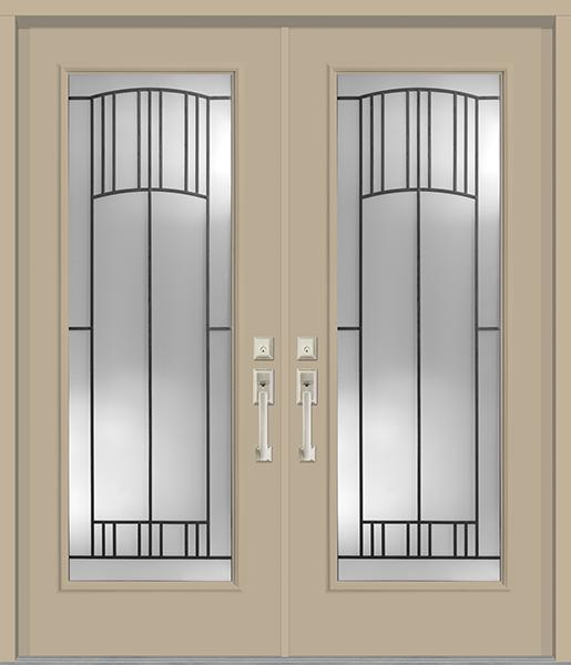 Wrought Iron Glass Designs Kv Custom Windows Doors